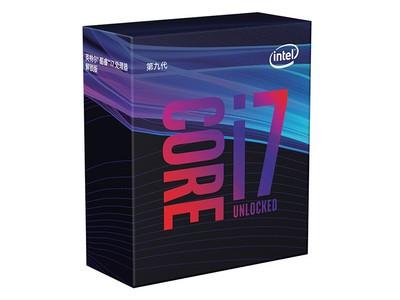 英特尔(Intel) i7-9700K 酷睿八核 盒装CPU处理器LGA1151芯片接口,八核八线程,睿频可至4.9GHz!推荐联合购买Z390主板享受超频快!