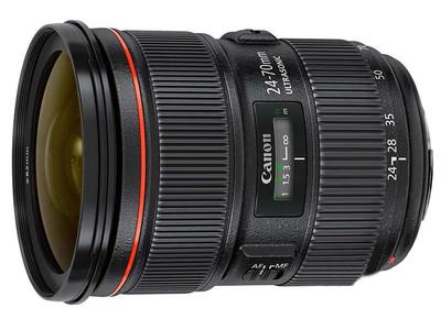 佳能官方经销商特约店。佳能 EF 24-70mm f/2.8L II USM