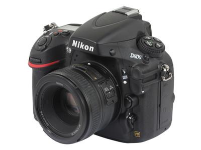 【限时抢购】尼康D800 全画幅 3630万像素,3吋液晶屏,全画幅单反相机,强大的EXPEED3数码图像处理器,镁合金机身特价9700元
