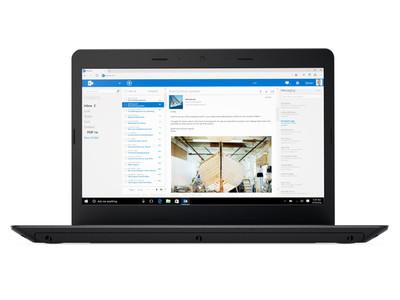 【顺丰包邮】ThinkPad 轻薄系列E470(20H1001NCD)14英寸商务笔记本电脑  7代 i5-7200u 4G 500G  2G独显 Win10 黑色