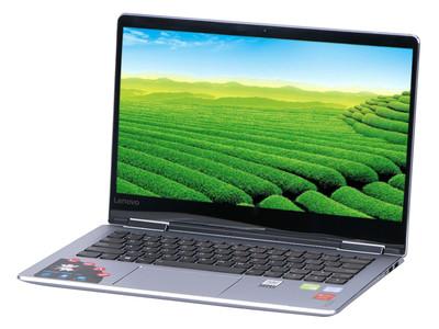 【顺丰包邮】联想 YOGA 710-14 14英寸触控笔记本(i7-7500U 8G 256GSSD GT940MX 2G独显 全高清IPS 360°翻转 正版office)
