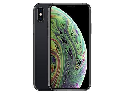 苹果 iPhone XS Max(全网通)6.5英寸 2688x1242像素 后置:双1200万像素广角及长焦镜. 前置:700万像素 六核 4GB
