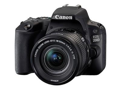 出厂批发价:3550  电话:010-82538736/39   佳能 EOS 200D套机(18-55mm IS STM)